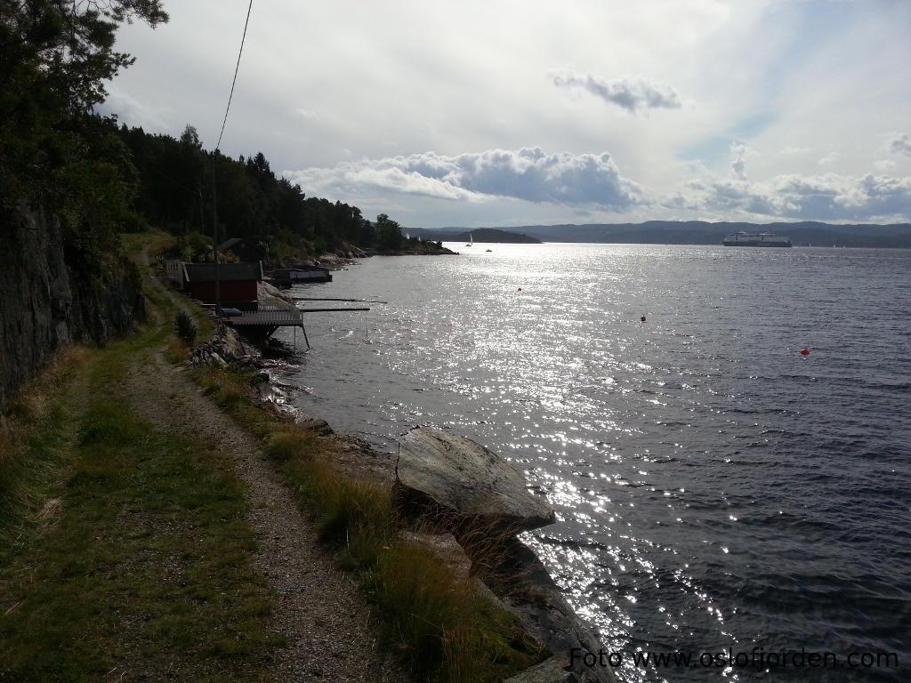 kyststien nesodden kart Kyststi Nesodden   Fjellstrand   Fagerstrand   turforslag kyststien nesodden kart